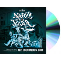 Battle Of The Year 2011 - The Soundtrack (CD)