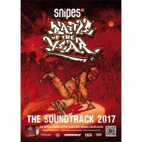 Battle Of The Year 2017 Soundtrack (poster)