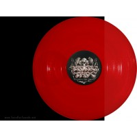 "Kronos Device - Kill Switch (Battle Trax) red 12"" vinyl"