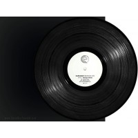"Ekman - Midnight Hillside (Cultivated Electronics) 12"" vinyl"