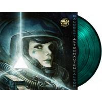 Dagobert & Kalson - Astronauten EP (green vinyl + poster) Dominance Electricity