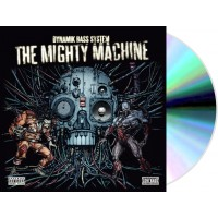 Dynamik Bass System - The Mighty Machine (CD) Dominance Electricity