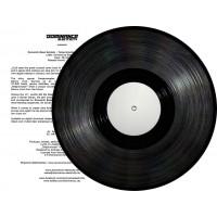 Dynamik Bass System - Teleprompter (Dominance Electricity) 12'' vinyl test pressing