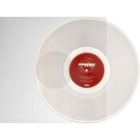 Dynamik Bass System - Teleprompter (Dominance Electricity) 12'' clear vinyl