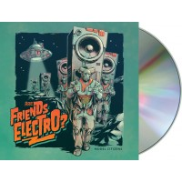 Model Citizens - Are Friends Electro? (Dominance Electricity) CD