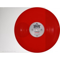 "Ohverclock - Rezonation (Electro Empire) 12"" red vinyl"