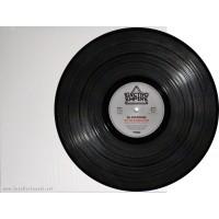 "DJ Overdose - On The Silver Globe (Electro Empire) 12"" vinyl"