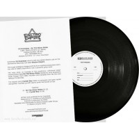 "DJ Overdose - On The Silver Globe (Electro Empire) 12"" test pressing"