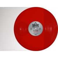 Go Nuclear - Techno World (Electro Empire) 12'' red vinyl