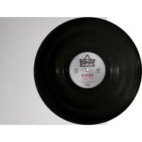 Go Nuclear - Techno World (Electro Empire) 12'' vinyl
