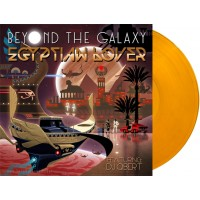 "Egyptian Lover - Beyond The Galaxy (Egyptian Empire) orange 12"" vinyl"