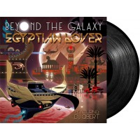"Egyptian Lover - Beyond The Galaxy (Egyptian Empire) black 12"" vinyl"