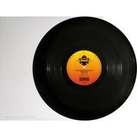 """Tape Loader & Phatt Rok Ski - Prime Time (Ground Control 1) 12"""" vinyl"""