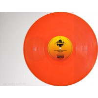 "Tape Loader & Phatt Rok Ski - Prime Time (Ground Control 1) 12"" orange vinyl"
