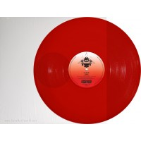 "Cli-N-Tel - 2030 (Ground Control 4) 12"" red vinyl"