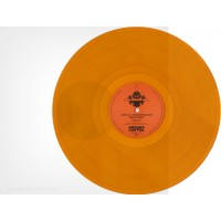 Daryl 88 ft. The Egyptian Lover - Keep It Freaky (Ground Control) 12'' orange vinyl