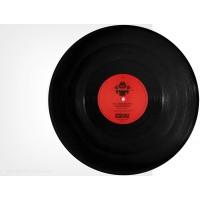U96 + Wolfgang Flür - Zukunftsmusik (Ground Control) 12'' vinyl