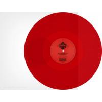 U96 + Wolfgang Flür - Zukunftsmusik (Ground Control) 12'' red vinyl