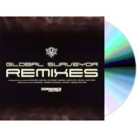 Global Surveyor Remixes (CD) Dominance Electricity