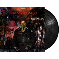 Iceman Ja - The Transformer (On-Fire Electronic Records) 12'' LP