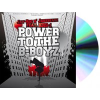Jay-Roc n' Jakebeatz feat. KRS-ONE - Power To The B-Boyz (CD)