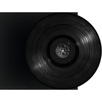 """Low Orbit Satellite - Objects In Space EP (Electro Music Coalition) 12"""" vinyl"""