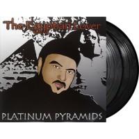 "Egyptian Lover - Platinum Pyramids (Egyptian Empire) 2x12"" vinyl"