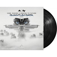 Code Rising & Analog To Future - Quantum Data Vol.1 (Ascendant Recordings) 12''