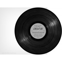 Credit 00 - The Metal Beat EP (Rat Life) 12''