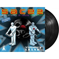 "Sace 2 ‎- Adventures In Sound And Space (Microciudad Recordings) 12"" LP vinyl"