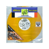 VSF - One Way Ticket To Mars (Base 12 Records) 12''