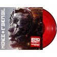 "Jackal & Hyde - Bad Robot (Dominance Electricity) red 12"" vinyl"