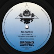 "The Alliance & Flux Flavour - A-L-L-I-A-N-C-E (Ground Control 2) 12"" vinyl"