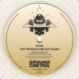 Kyper - Let The Bass Come Out Clear (Ground Control) 12'' clear vinyl