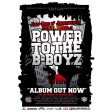 Jay-Roc - Power To The B-Boyz (poster)