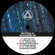 "Krypton 81 - AlphaZero EP (X0X Records) 12"" vinyl"