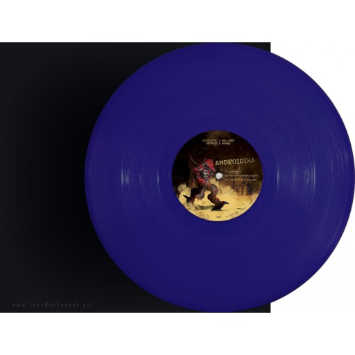 DJ Di'jital & Will Web - Detroit 2 Miami (Di'jital Axcess) 12'' purple