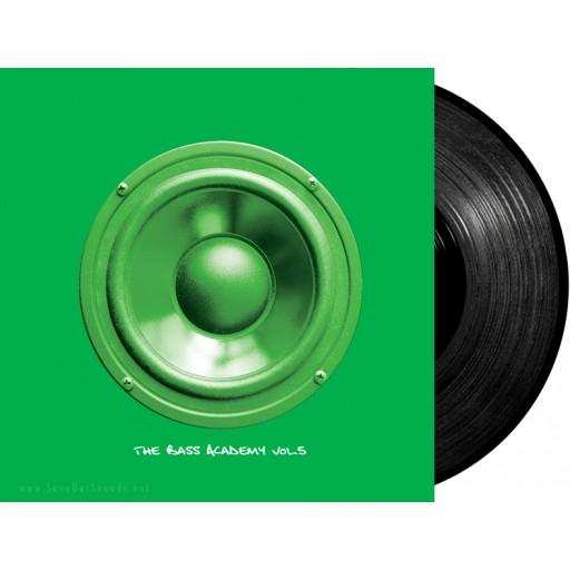 Bass Junkie, Gods Of Technology, Jamie Jupitor (Bass Academy Vol.5) 12''
