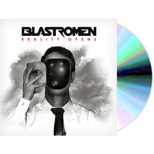 Blastromen - Reality Opens (CD) Dominance Electricity