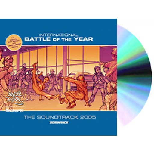 Battle of the Year 2005 - The Soundtrack (CD)
