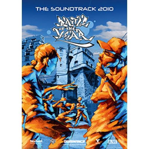 BOTY Soundtrack 2010 (poster)