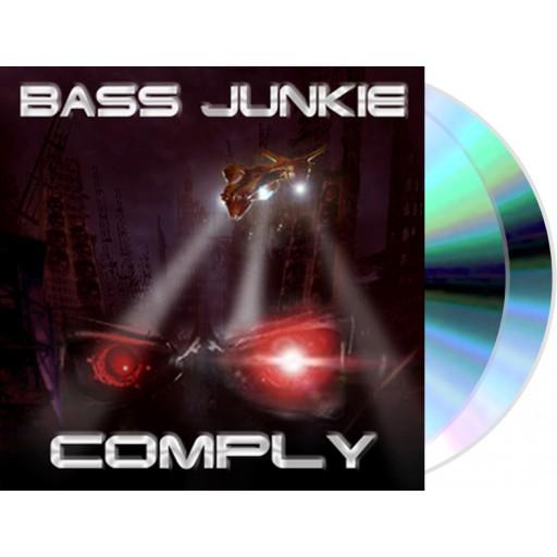 Bass Junkie - Comply (2CD) Battle Trax