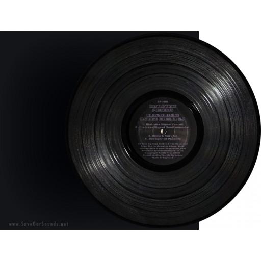 Kronos Device - Damage Control EP (Battle Trax) 12''