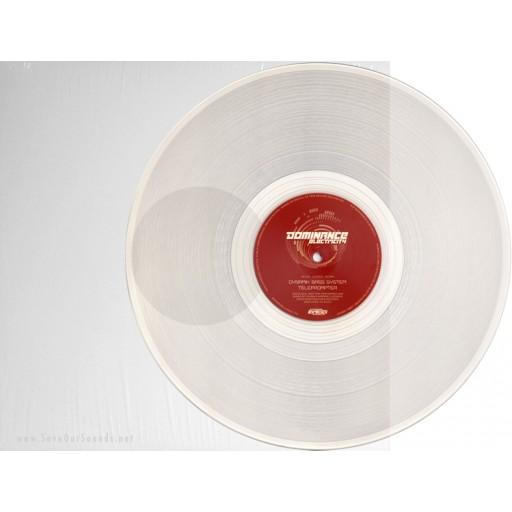 Dynamik Bass System - Teleprompter (Dominance Electricity) 12'' vinyl