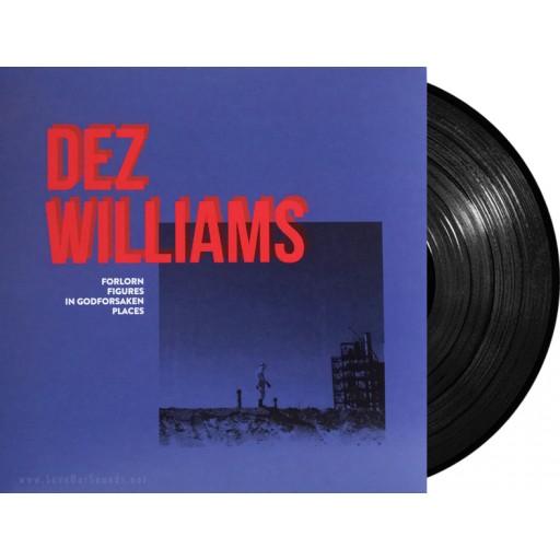 Dez Williams - Forlorn Figures... (Mechatronica Music) 12''