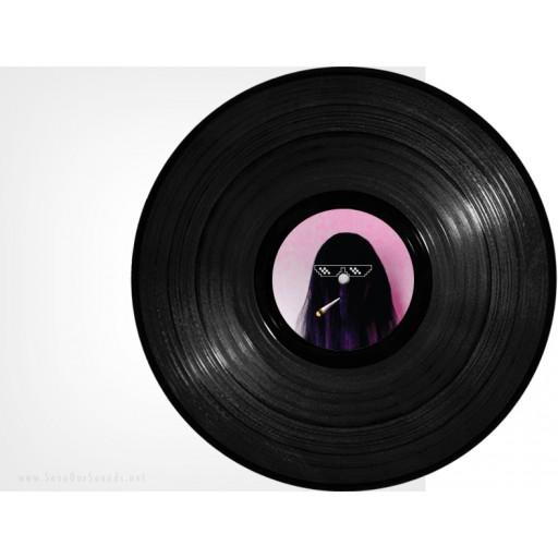 "DMX Krew - Computor Heart (Breakin' Records) 12"""