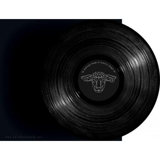 Various - Do Androids Dream Of Electro Sheep EP (Electro Music Coalition) 12''
