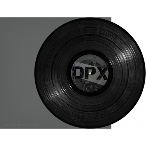 "E.R.P. / Duplex - FR-DPX (Frustrated Funk) 12"""