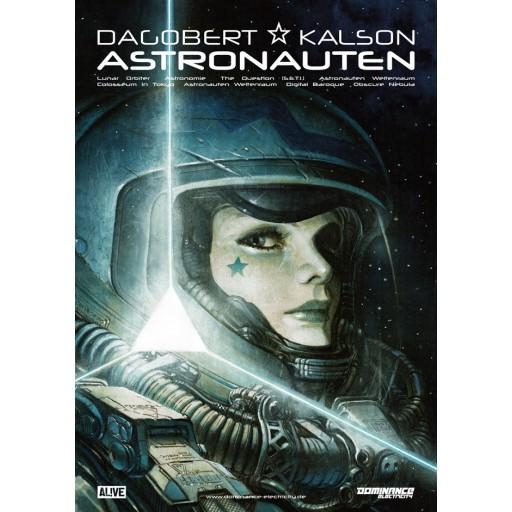 Dagobert & Kalson - Astronauten (poster) Dominance Electricity