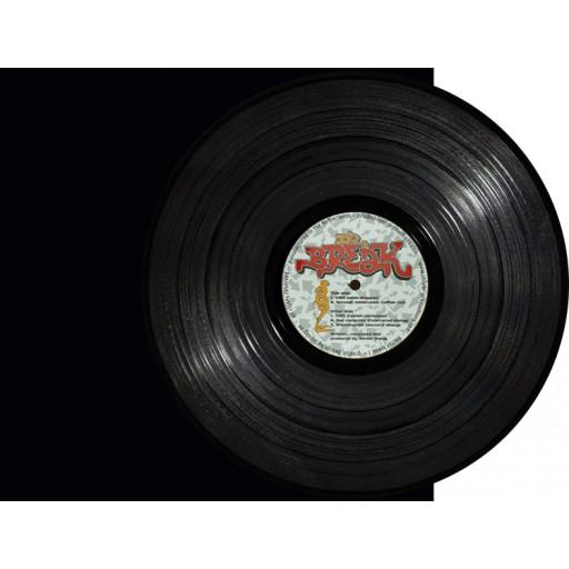 """Dr. Break (Shiver) - 1983 (Doctor Break Records) 12"""" vinyl"""
